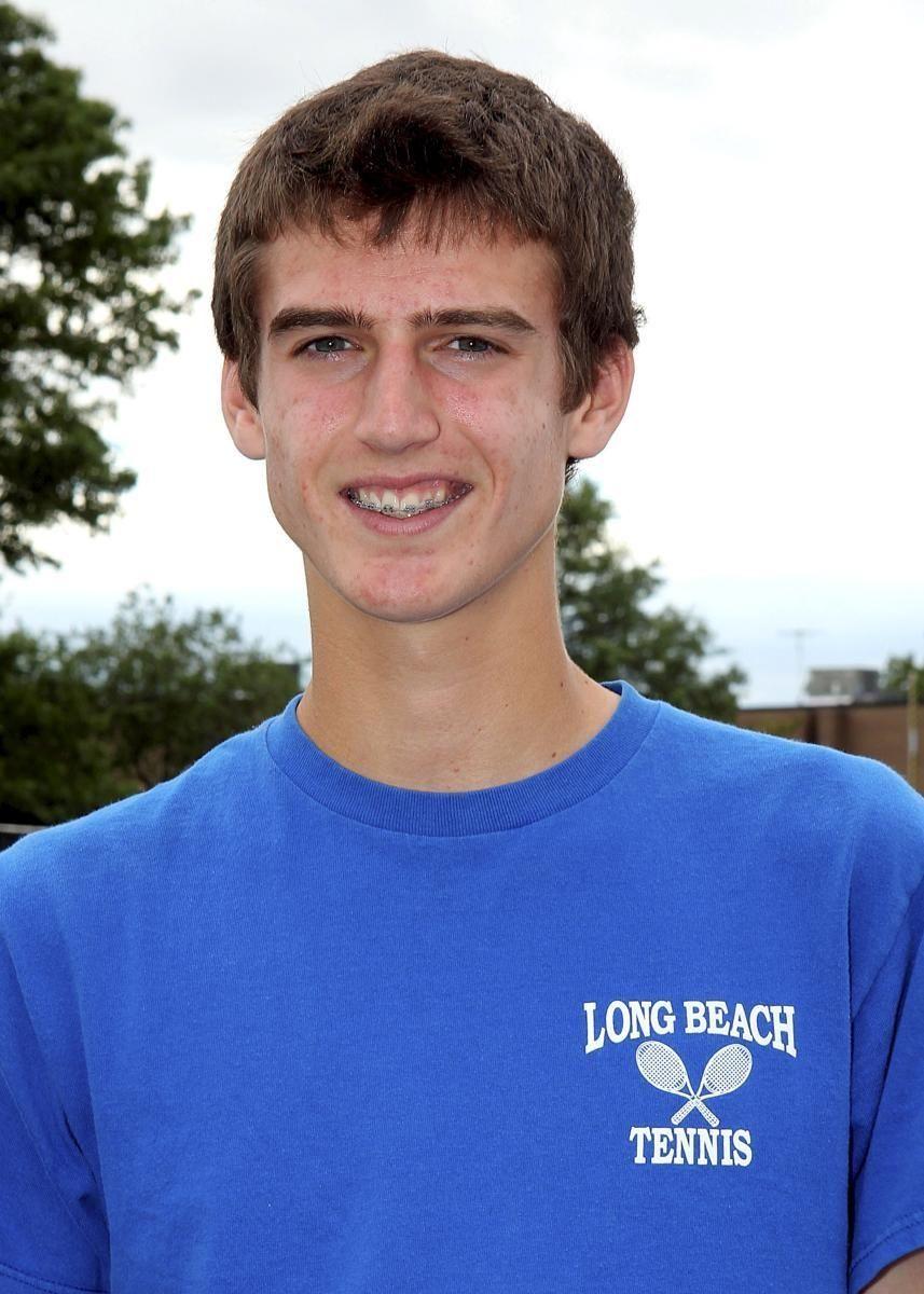 ERIC RUBIN Long Beach Doubles, Sophomore With Matt