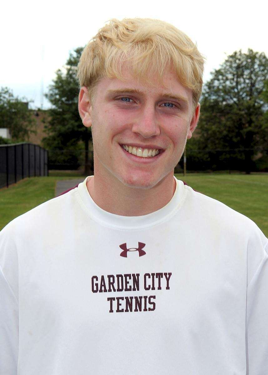 ZACH MORRIS Garden City Singles, Junior Defeated Josh