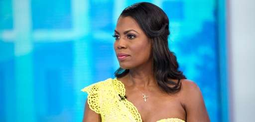 Former White House staffer Omarosa Manigault Newman during
