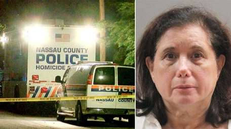 Faye Doomchin, 66, was arrested at her home