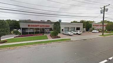 Bi-County Auto Body, at 400 E. Main St.