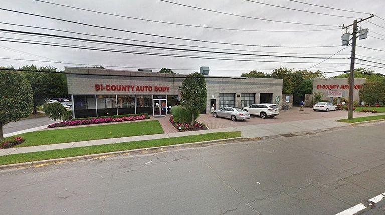 Bi-County Auto Body, at 400 E. Main St.