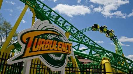 Adventureland is offering free rides on its Turbulence