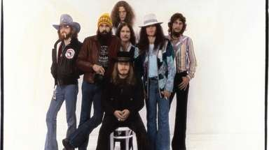 Southern rockers Lynyrd Skynyrd are the subject of