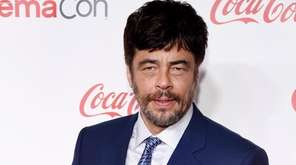 "Benicio Del Toro will star in ""White Lies."""