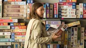 "Kelly Macdonald stars as Agnes in ""Puzzle."""