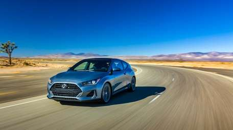 Hyundai's 2019 Velostar is a worthy competitor in