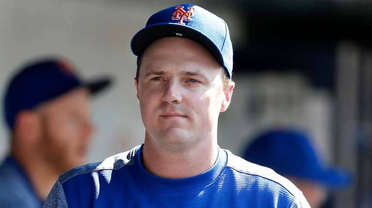 Jay Bruce will play rightfield and first base