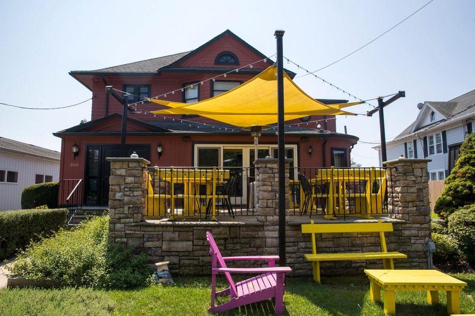 aMano Restaurant in Mattituck on Tuesday, Aug. 7,