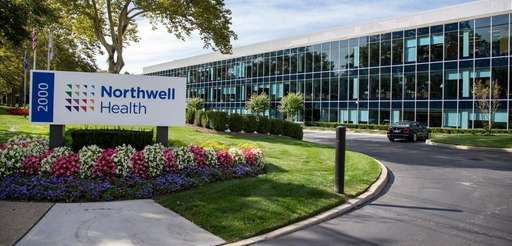 Northwell Health is headquartered at 2000 Marcus Ave.
