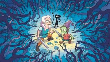 """Disenchantment"", created by Matt Groening, tells the story"