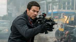 Mark Wahlberg plays CIA operative Jimmy Silva in