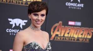 Scarlett Johansson earned $40.5 million between June 1,