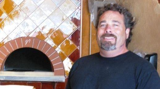 Dave Plath, proprietor of Grana pizzeria in Jamesport,