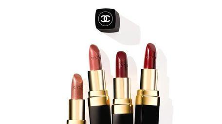 Chanel's Mademoiselle lipstick.