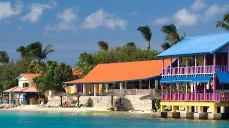 The Divi Flamingo Beach Resort in Bonaire.