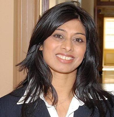 Shila Shah-Gavnoudias, Nassau's commissioner of the Department of