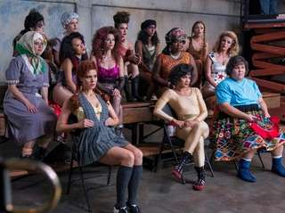 Gayle Rankin, Rebekka Johnson, Kimmy Gatewood, Alison Brie,