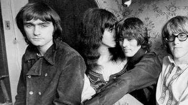 Marty Balin, left, with other members of Jefferson