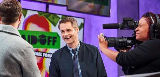 Michael Torpey is the host of TruTV's new