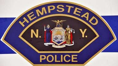 Village of Hempstead Police logo.