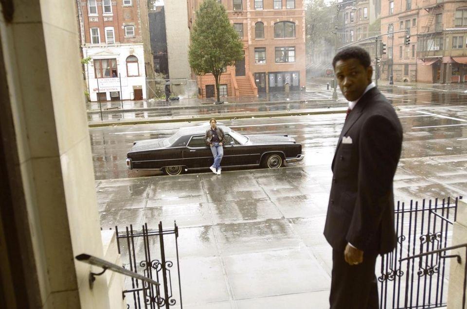 A detective brings down Harlem drug kingpin Frank