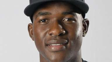 Estevan Florial, the Yankees' No. 2-rated prospect.