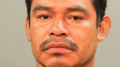 Rocael Culajay, 42, of Roosevelt, was arrested Sunday