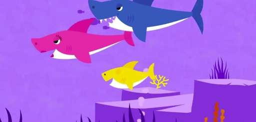The Baby Shark song has had more than