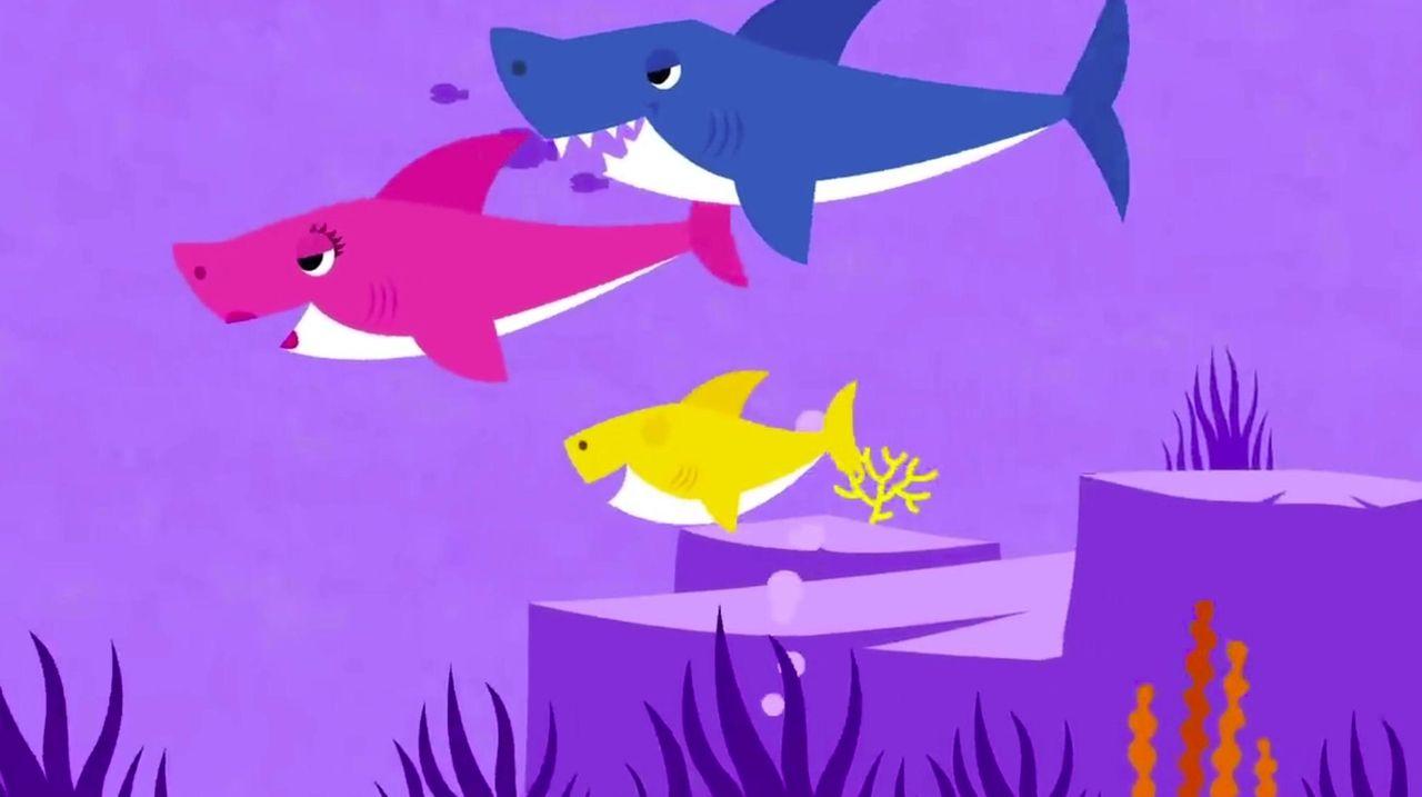 Viral Baby Shark dance has Long Island kids singing and ...