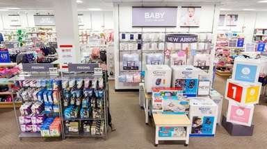 JCPenney is opening baby shops at 500 stores