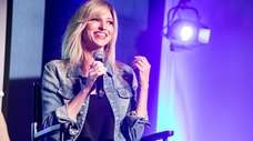 Debbie Gibson discusses her career at the