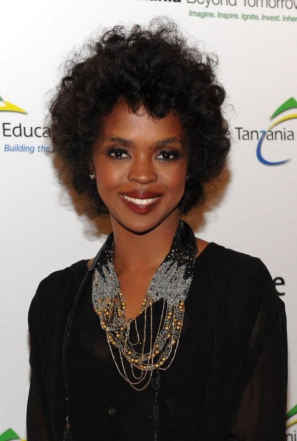 LAURYN HILL In 1998, singer/rapper Lauryn Hill became