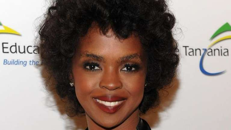 LAURYN HILL In 1998, singer/rapper Lauryn Hill became