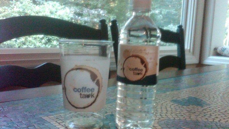 Photo of coffee 'tauk logo, from coffee 'tauk