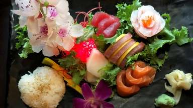 Chirashi at Umami Sushi & Bar, new in