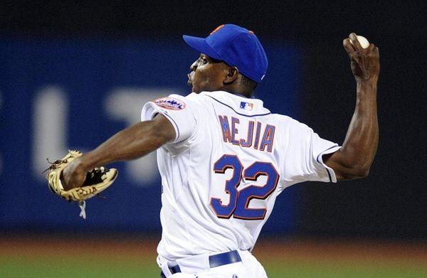 Mets pitcher Jenrry Mejia