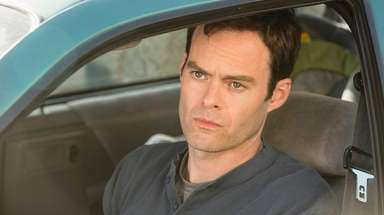 Bill Hader stars as a hit man with