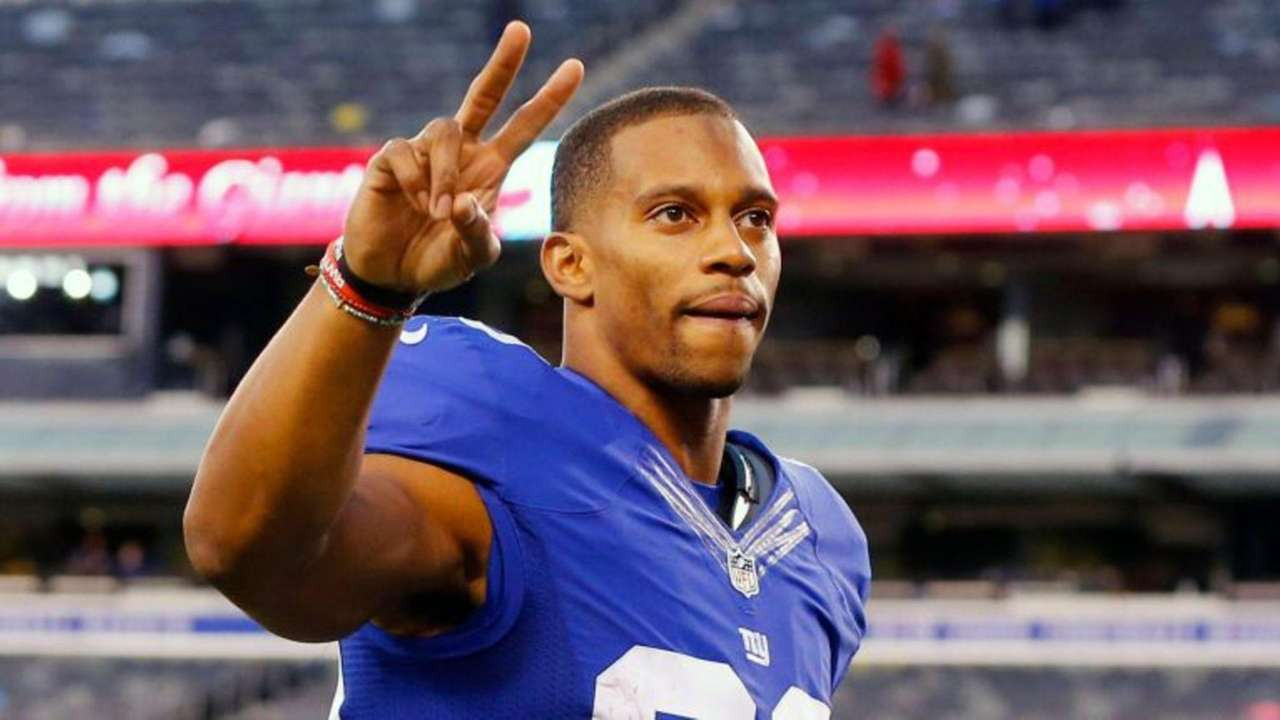 Victor Cruz, whose fairy tale NFL career and