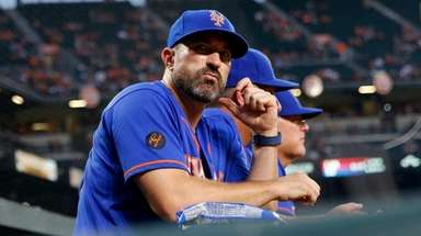Mickey Callaway said there will be a greater