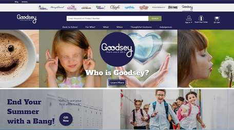 Goodsey.com offers a wide spectrum of product categories