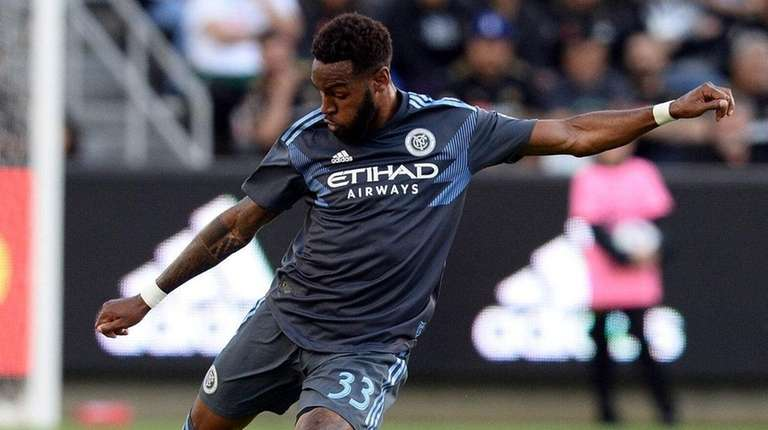 NYCFC's Sebastien Ibeagha noted the club remains undefeated