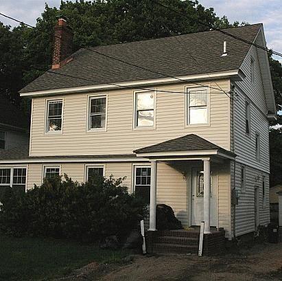 Parsons Drive house
