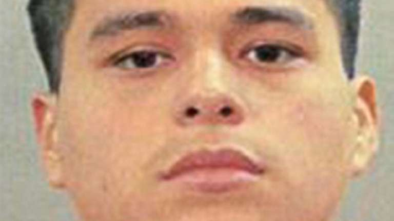Dennis Lopez, 18, of Freeport, is charged with