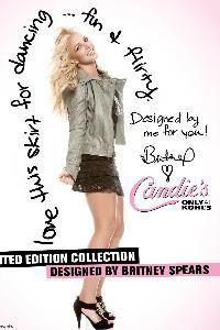 Britney Speers designs for Candies. (Undated)