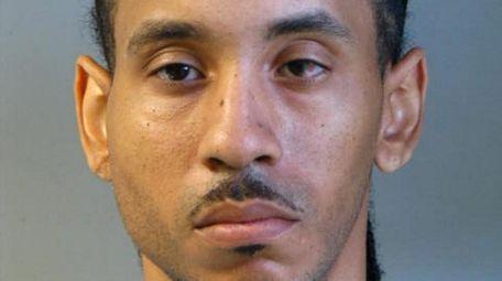 Edward Doe Jr., 34, of Hempstead, was arrested
