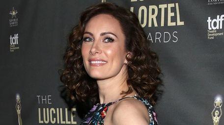Laura Benanti returns to Broadway to play Eliza