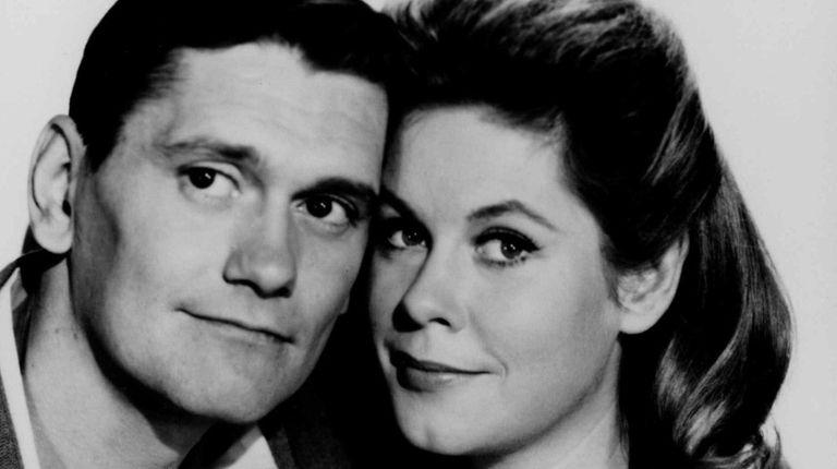 Dick York was Darrin and Elizabeth Montgomery his