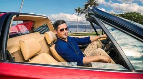 "Jay Hernandez stars in a reboot of ""Magnum"