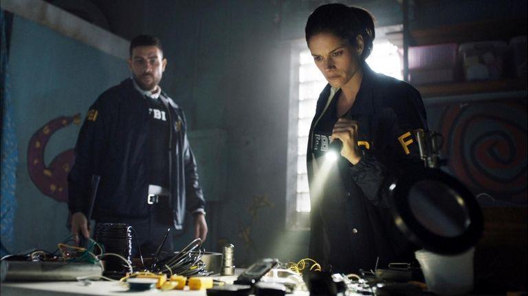 Missy Peregrym and Zeeko Zaki star in CBS'